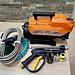 Máy rửa xe áp lực cao t1, công suất 2,4kw, dây xịt 15m, tặng kèm bình xịt xà phòng