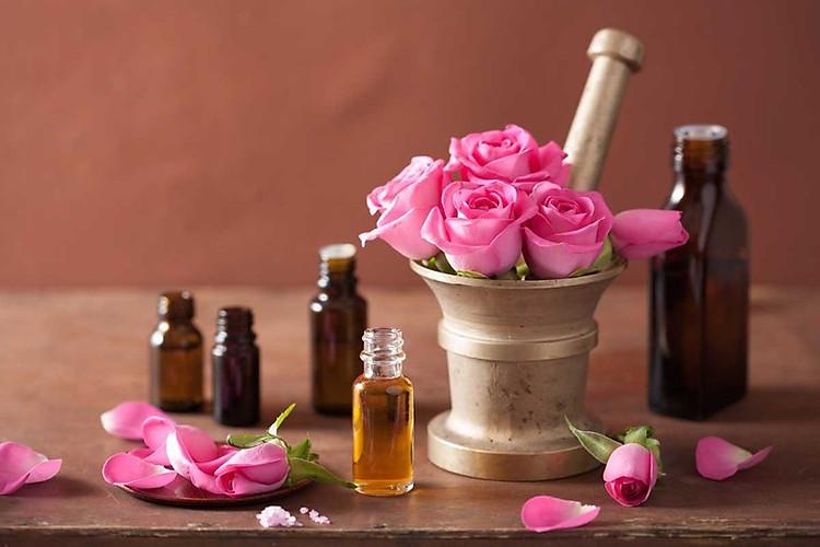 Tinh dầu hoa Hồng 100ml Mộc Mây - tinh dầu thiên nhiên nguyên chất 100% - chất lượng và mùi hương vượt trội 8