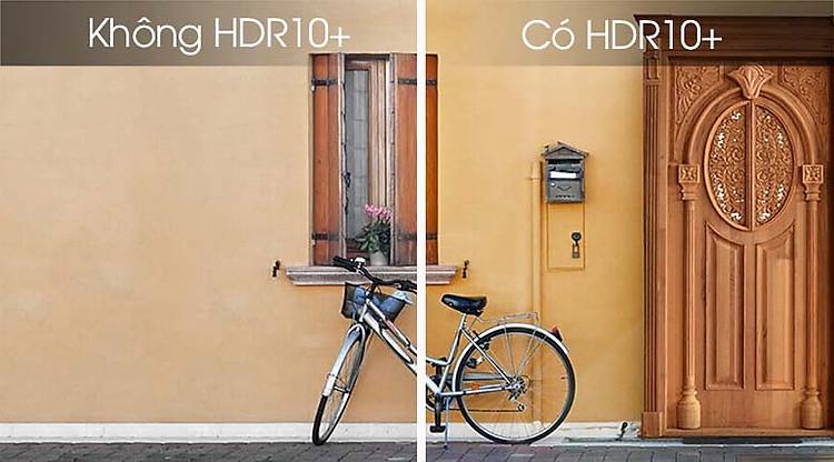 Smart Tivi Samsung 4K 70 inch UA70RU7200 - Công nghệ HDR10+