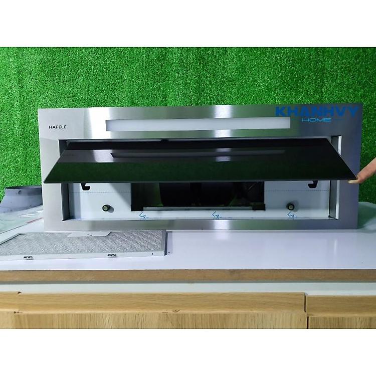 Hình ảnh thực tế của máy hút mùi âm tủ Hafele HH-BI72A 533.80.027