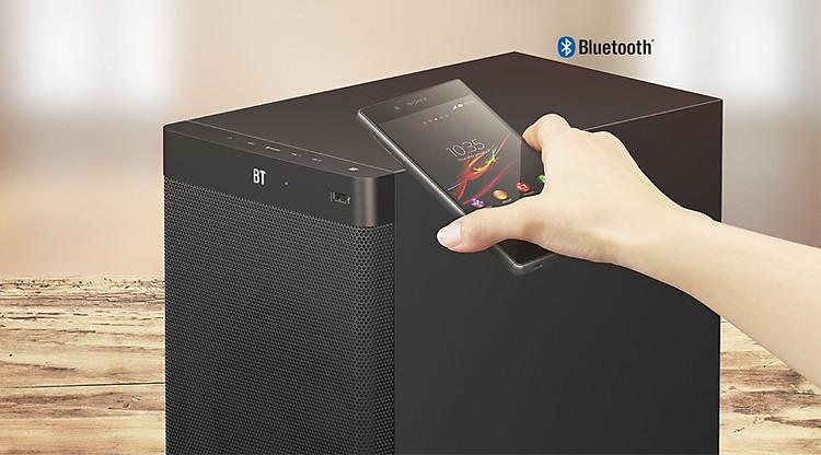 Kết nối Bluetooth - Dàn âm thanh Sony 5.1 HT-RT40 600 W