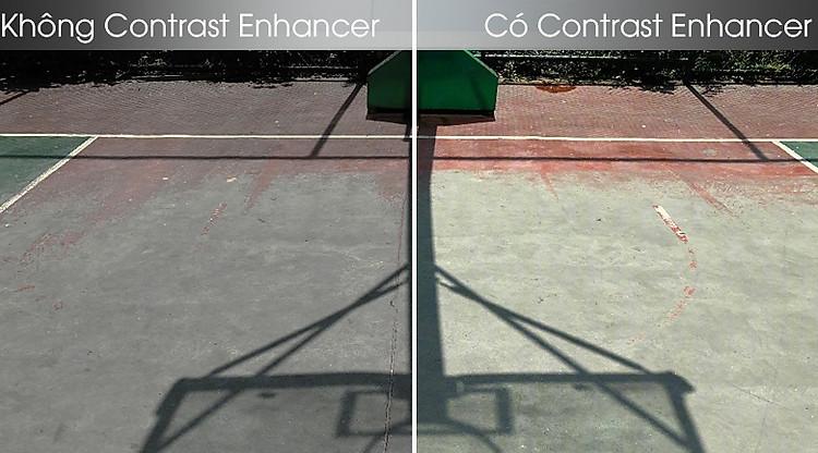 Contrast Enhancer - Smart Tivi Samsung 4K 55 inch UA55TU8100