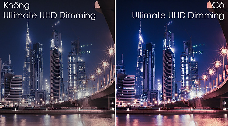 Ultimate UHD Dimming - Smart Tivi QLED Samsung 4K 55 inch QA55Q80T