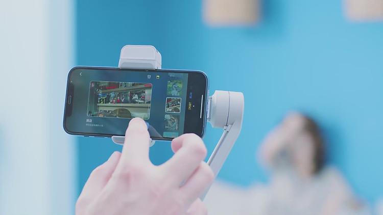 Zhiyun Smooth Q3 - Sáng tạo với chế độ video SmartMode