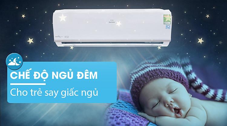 Eco - Máy lạnh Electrolux Inverter 1.5 HP ESV12CRO-A1