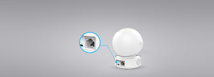 Camera IP - Camera Wifi Trong Nhà EZVIZ C6CN 1080P - Đàm Thoại 2 Chiều - Xoay 360 Độ Theo Chuyển Động - Hàng nhập khẩu 6