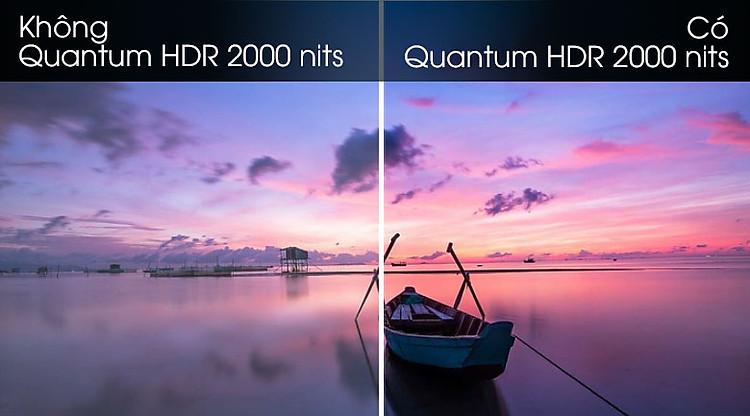 Quantum HDR 2000 nits-Smart Tivi QLED Samsung 8K 82 inch QA82Q800T