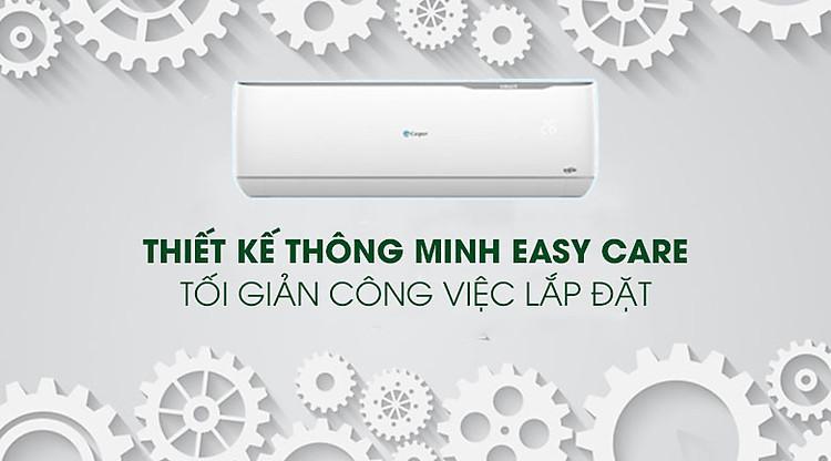 Thiết kế Easy Care - Máy lạnh Casper Inverter 1.5 HP GC-12TL32