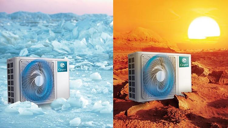 Máy lạnh - điều hòa Casper Inverter 2 chiều 2 HP GH-12TL22 -6