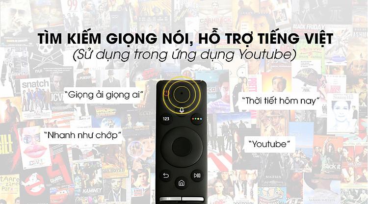 Smart Tivi Samsung 4K 70 inch UA70RU7200 - One Remote