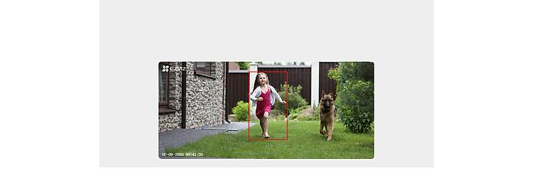 Camera IP Wifi PTZ EZVIZ C8C FHD 1080P - Xoay 355 độ, tích hợp AI nhận diện con người - ban đêm có màu - hổ trợ thẻ nhớ lên đến 256G - hàng nhập khẩu 5