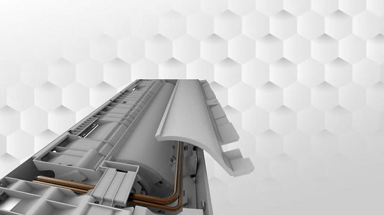 Máy lạnh - điều hòa Casper Inverter 2 chiều 2 HP GH-12TL22 trang bị xốp nano cao cấp