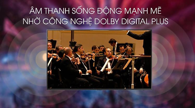 Smart Tivi Samsung 4K 55 inch UA55TU8500 - Dolby Digital Plus
