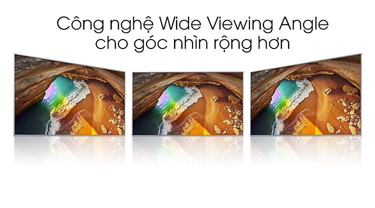 Smart Tivi QLED Samsung 4K 55 inch QA55Q65R - Wide Viewing Angle