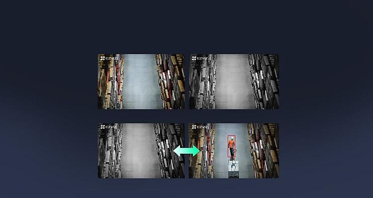Camera IP Wifi ngoài trời EZVIZ C3N 1080P - ban đêm có màu - hổ trợ thẻ nhớ lên đến 256G - hàng nhập khẩu 8