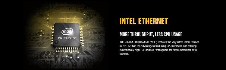 Bo mạch chủ ASUS TUF Z390M-Pro Gaming (WI-FI)