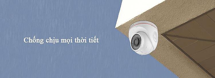 Camera IP - Camera Wifi bán cầu EZVIZ C4W 1080P - Đàm thoại 2 chiều - Hàng Nhập Khẩu 8
