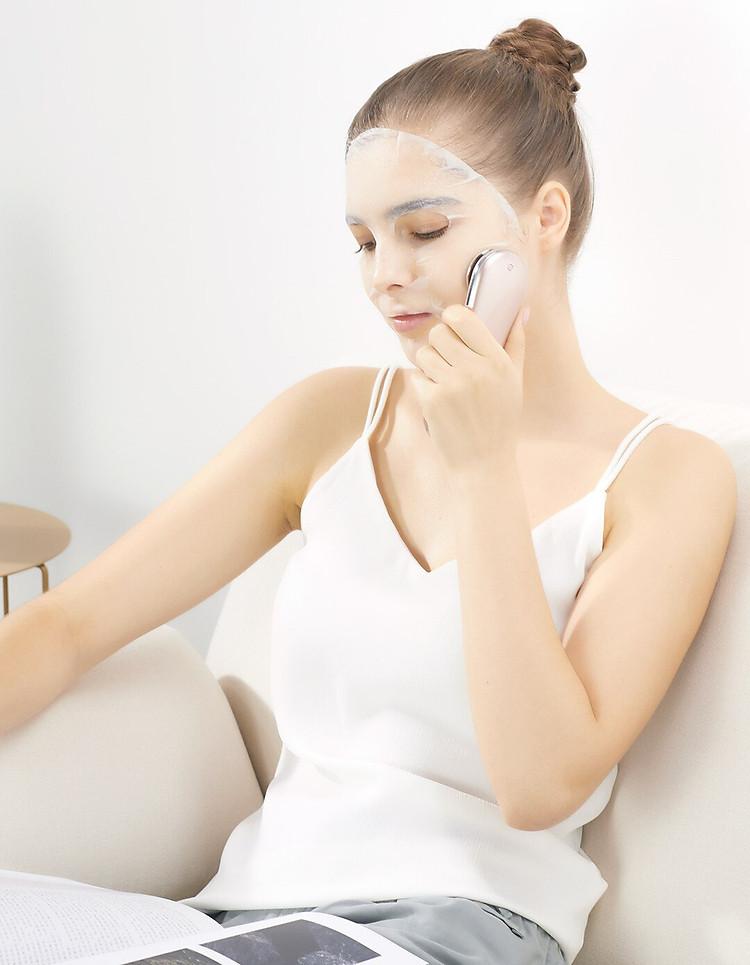XIAOMI YOUPIN WéllSkins Electric Facial Cleanser Làm sạch lỗ chân lông Máy massage làm đẹp da Spa Dụng cụ chăm sóc sắc đẹp 8