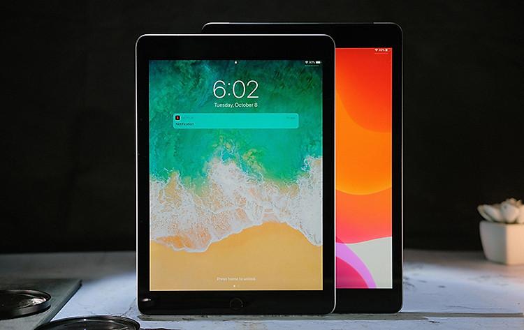Điện thoại iPad 10.2 inch Wifi 128GB (2019) | Màn hình lớn độ sắc nét cao