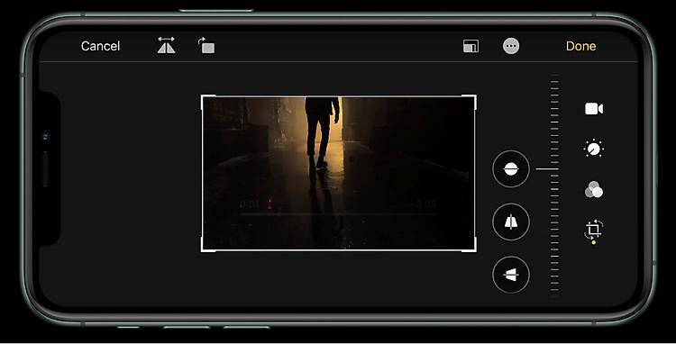 iPhone Pro video