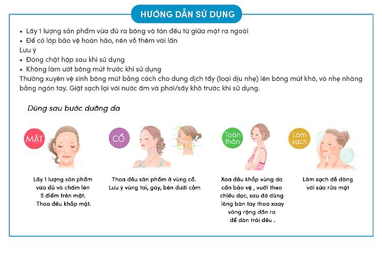 Kem Nền Trang Điểm Chô ng Nă ng Dươ ng Da Dạng Nén Anessa Perfect UV Skincare Base Makeup SPF50+ PA+++ 10g 4