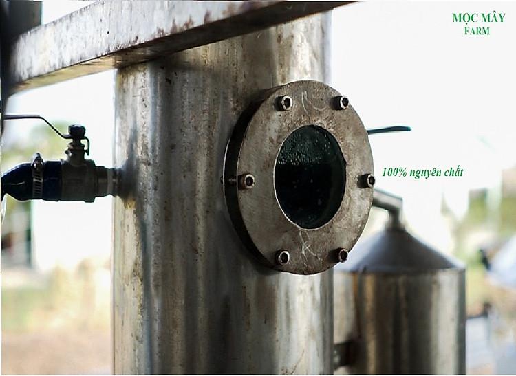 Tinh dầu Hương Nhu 100ml Mộc Mây - tinh dầu thiên nhiên nguyên chất 100% - chất lượng và mùi hương vượt trội - chuyên gia chăm sóc tóc hư tổn 18