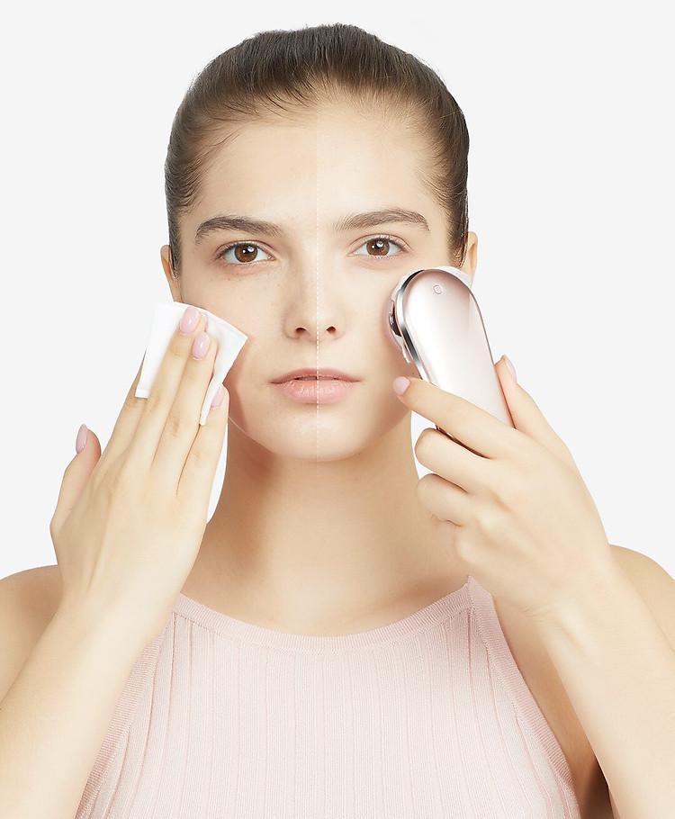 XIAOMI YOUPIN WéllSkins Electric Facial Cleanser Làm sạch lỗ chân lông Máy massage làm đẹp da Spa Dụng cụ chăm sóc sắc đẹp 7