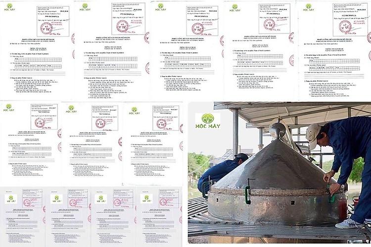 Tinh dầu hoa Sen Trắng 100ml Mộc Mây - tinh dầu thiên nhiên nguyên chất 100% - chất lượng và mùi hương vượt trội - Có kiểm định 2