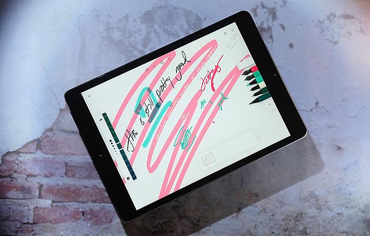 Điện thoại iPad 10.2 inch Wifi 128GB (2019) | Hỗ trợ bút Apple Pencil