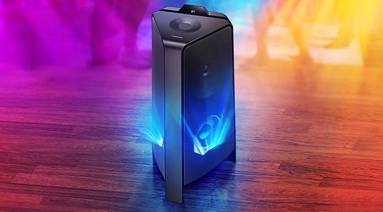 Loa Tháp Samsung MX-T50/XV - LED DJ