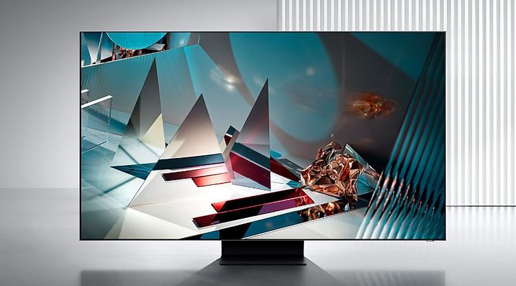 Thiết kế-Smart Tivi QLED Samsung 8K 82 inch QA82Q800T