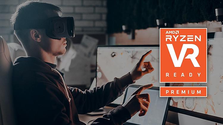 AMD Ryzen  VR-Ready Premium