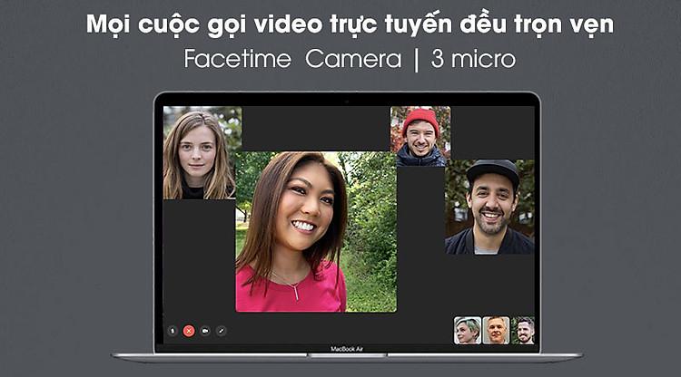 Apple Macbook Air M1 (MGN73SA/A) - Camera