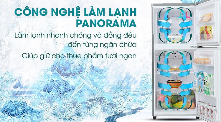 Công nghệ làm lạnh - Tủ lạnh Panasonic Inverter 167 lít NR-BA189PPVN