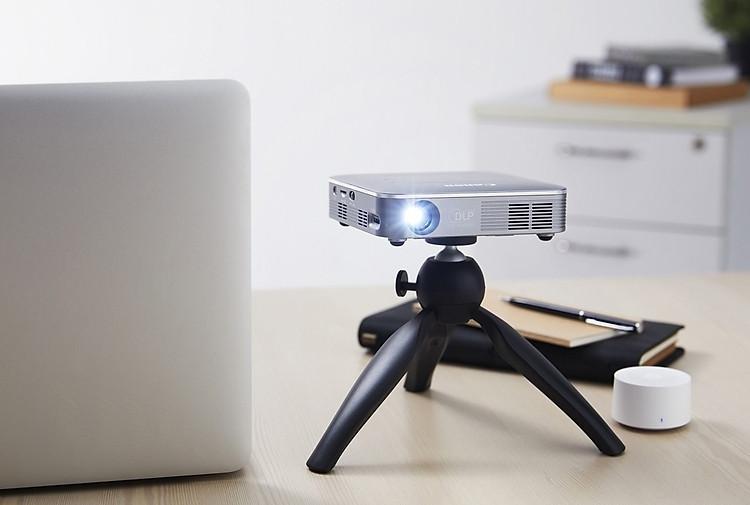 Máy chiếu mini không dây Canon MP250: nhỏ mà có võ, giá 11,5 triệu ảnh 4