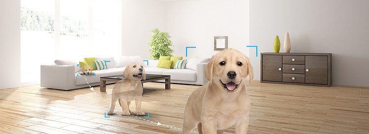 Camera IP - Camera Wifi Trong Nhà EZVIZ C6CN 1080P - Đàm Thoại 2 Chiều - Xoay 360 Độ Theo Chuyển Động - Hàng nhập khẩu 3