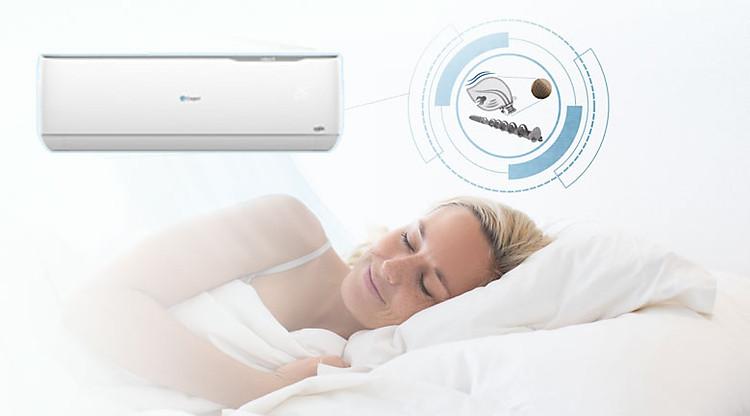 Cánh quạt đảo gió - Máy lạnh Casper Inverter 1.5 HP GC-12TL32