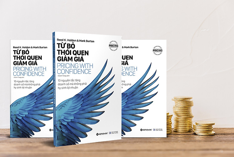 PRICING WITH CONFIDENCE - Từ bỏ thói quen giảm giá