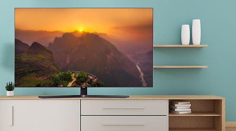 Smart Tivi Samsung 4K 55 inch UA55TU8500 - Thiết kế chắc chắn
