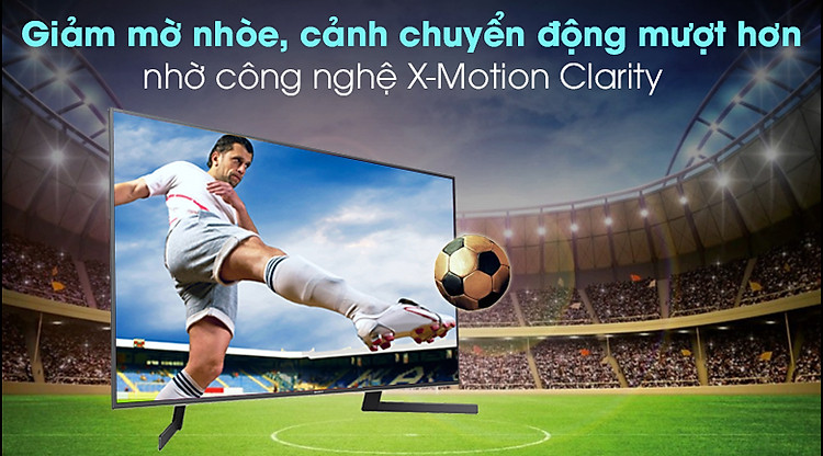 Android Tivi Sony 4K 49 inch KD-49X9500H -X-Motion Clarity