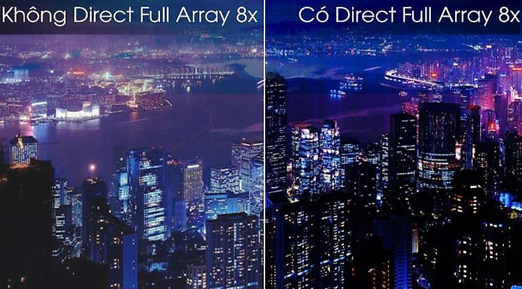 Direct Full Array 8X-Smart Tivi QLED Samsung 4K 85 inch QA85Q80T
