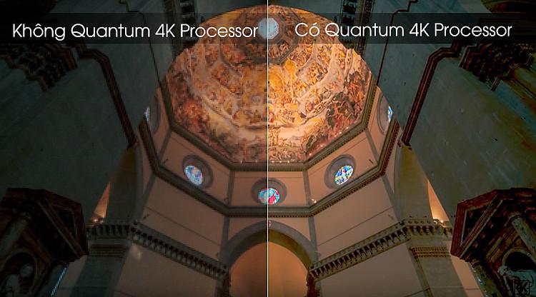 Smart Tivi QLED Samsung 4K 55 inch QA55Q65R - Quantum 4K Processor