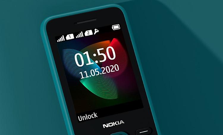Màn hình TFT hiển thị rõ ràng - Nokia 150 (2020)