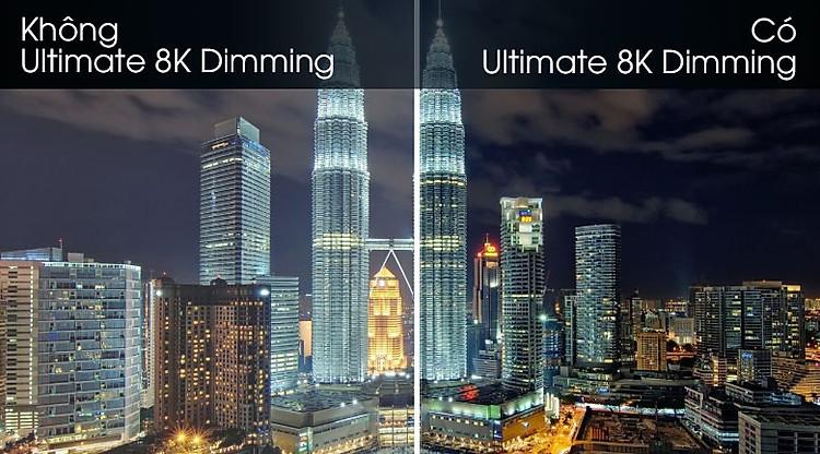 Ultimate 8K Dimming-Smart Tivi QLED Samsung 8K 82 inch QA82Q800T