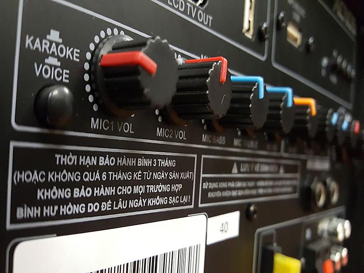 Loa kéo di động Acnos BeatBox KB40