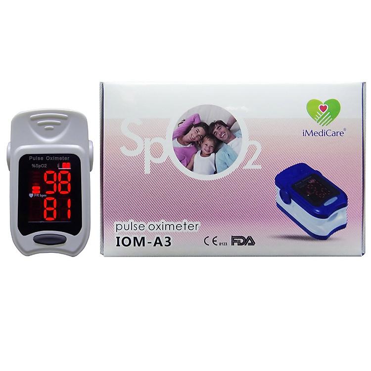 Máy đo nồng độ oxy trong máu iMedicare iOM A3