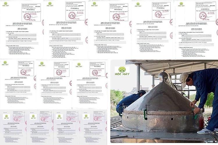 Tinh dầu Hương Nhu 100ml Mộc Mây - tinh dầu thiên nhiên nguyên chất 100% - chất lượng và mùi hương vượt trội - chuyên gia chăm sóc tóc hư tổn 2
