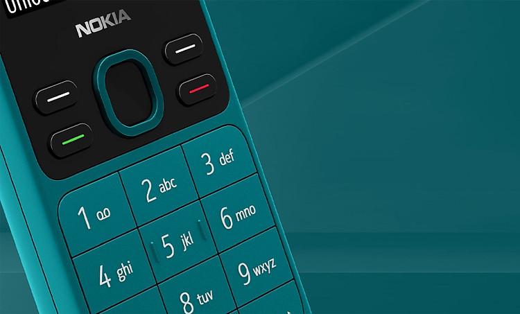 Bàn phím T9 dễ dàng sử dụng - Nokia 150 (2020)
