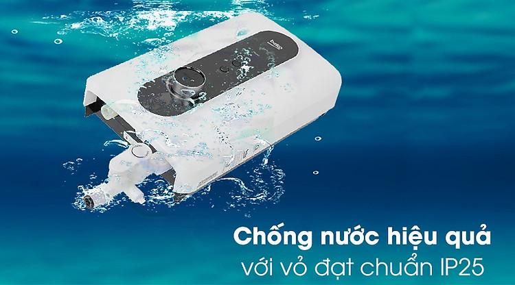 Máy nước nóng Beko BWI45S2N-213 4500W - Vỏ chống thấm đạt tiêu chuẩn IP25