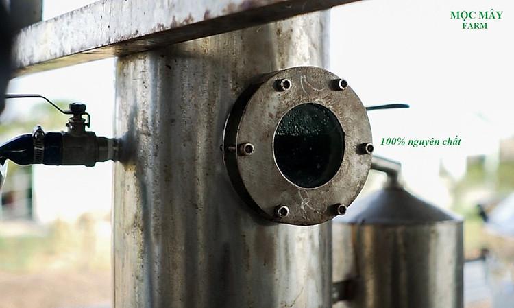 Tinh dầu hoa Sen Trắng 100ml Mộc Mây - tinh dầu thiên nhiên nguyên chất 100% - chất lượng và mùi hương vượt trội - Có kiểm định 11